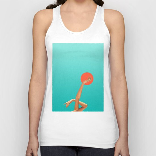 Negotiations Unisex Tank Top