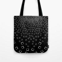 Dark Tido Tote Bag