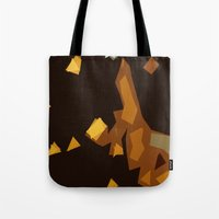 Trainwreck Tote Bag