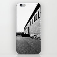 Nalley Valley bike iPhone & iPod Skin