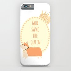God Save the Queen Slim Case iPhone 6s