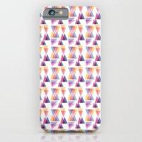Retro Triangle iPhone 6 Slim Case