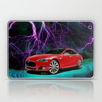 Telsa S Laptop & iPad Skin