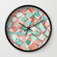 #22. LAUREN Wall Clock