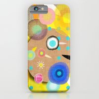 iPhone & iPod Case featuring I knew you were trouble by Ruth Fitta Schulz
