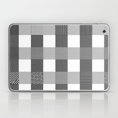Yogi, B&W Laptop & iPad Skin
