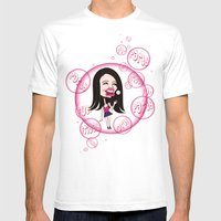 Rebecca Black. It's Frid… Mens Fitted Tee White SMALL