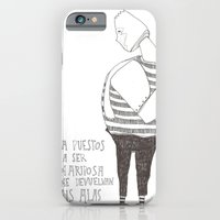 Hombre Mariposa iPhone 6 Slim Case