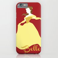 Belle From Beauty And Th… iPhone 6 Slim Case