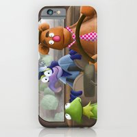 iPhone & iPod Case featuring We Picked Up A Weirdo by Matt Malette