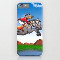 Olympic Equestrian Jumpi… iPhone 6 Slim Case