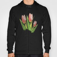 Tulips red Hoody