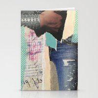 Ripped Jeans Stationery Cards