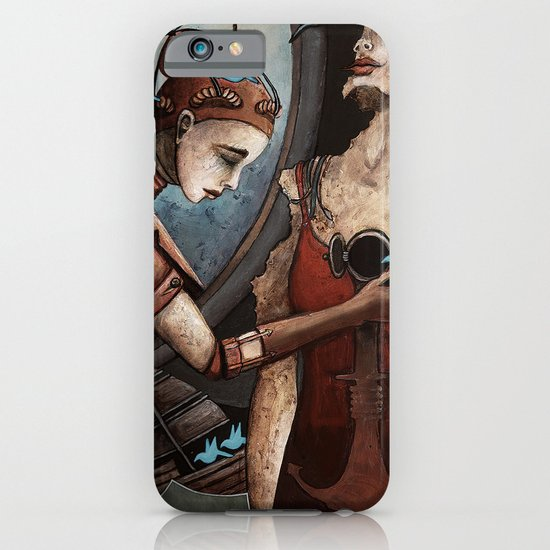 Dream of Yourself iPhone & iPod Case