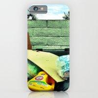 Trash. iPhone 6 Slim Case