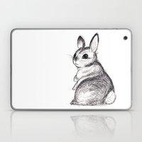 Ballpoint Bunny Laptop & iPad Skin