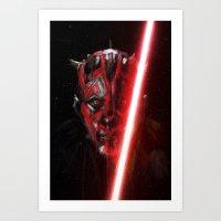 Sith Art Print