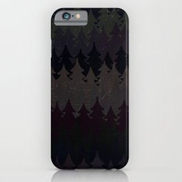 iPhone & iPod Case - The secret forest at night - Better HOME
