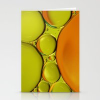 Oranges & Limes Stationery Cards