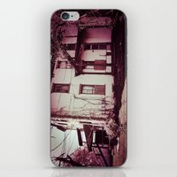 A Squatter's Paradise iPhone & iPod Skin