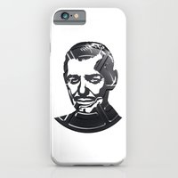 iPhone & iPod Case featuring Clark Gable by Alejandro de Antonio Fernández
