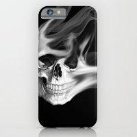 Smokin Skull iPhone 6 Slim Case