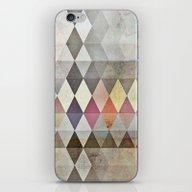 Grunge K7 iPhone & iPod Skin