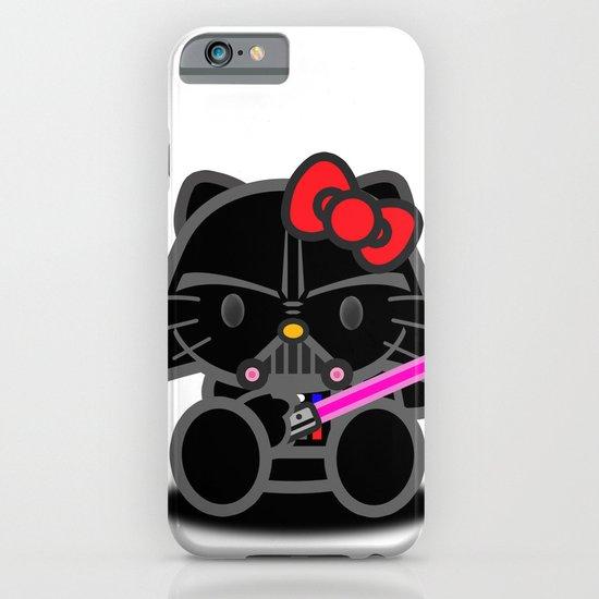 Dark Kitten iPhone & iPod Case