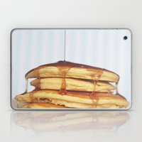 Wake Up And Smell The Pa… Laptop & iPad Skin