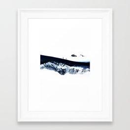 Framed Art Print - Hiking for Winter - Stoian Hitrov - Sto