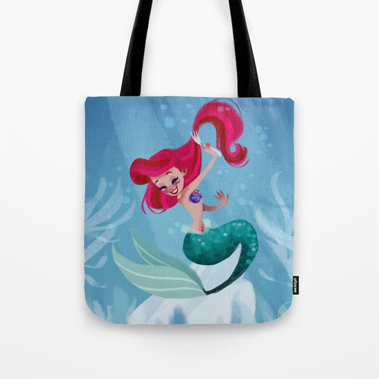 Life is the bubbles! Tote Bag