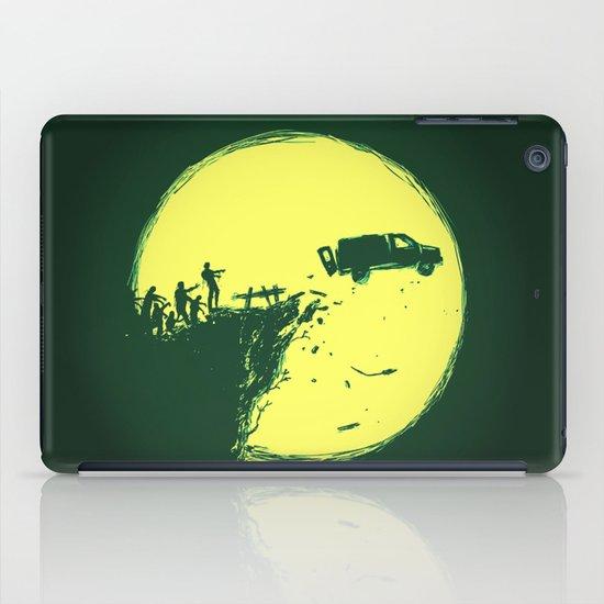 Zombie Invasion iPad Case
