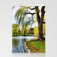 boston Stationery Cards featuring BOSTON by gulce