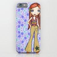 iPhone & iPod Case featuring Hippie Heart by Gabriela Von Gal