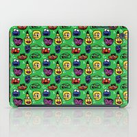 Sesame Street Pattern iPad Case
