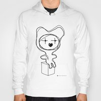 The Bear Is Waiting For You Hoody