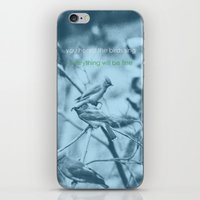 Summer Wasting iPhone & iPod Skin