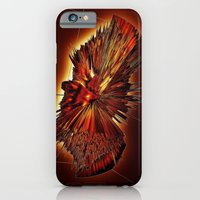 iPhone & iPod Case featuring HOT STUFF by MichaelaM