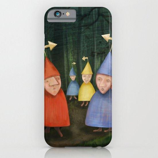 The Lost Brigade iPhone & iPod Case