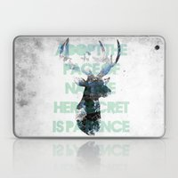 Adopt The Pace Of Nature… Laptop & iPad Skin