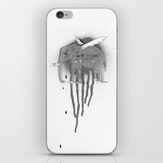 Don't forget to fly iPhone & iPod Skin