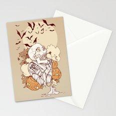 Mummy's Curse Stationery Cards