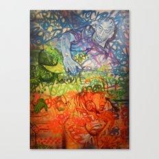 Legendary Deejays Canvas Print