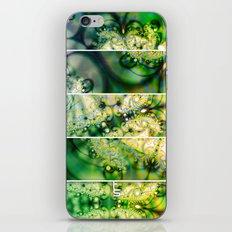 Emerald Universe (Five Panels Series) iPhone & iPod Skin