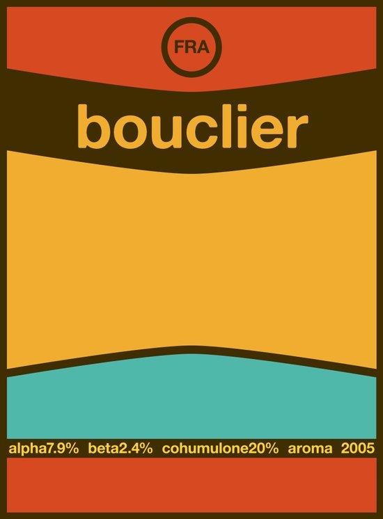 bouclier single hop Canvas Print