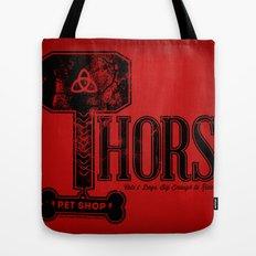 Thors Pet Shop Tote Bag