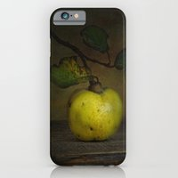 autumn fruit ( quince ) iPhone 6 Slim Case