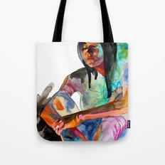 Carlhey Color Tote Bag