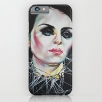 Glassy eyes iPhone 6 Slim Case
