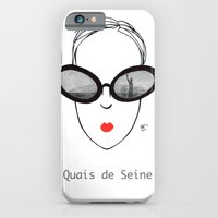 A Few Parisians: Quais de Seine iPhone 6 Slim Case
